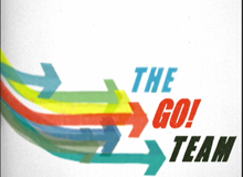 The Go! Team – 4 Play